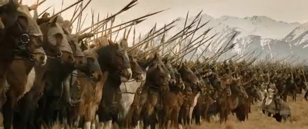 battle of pelennor fields