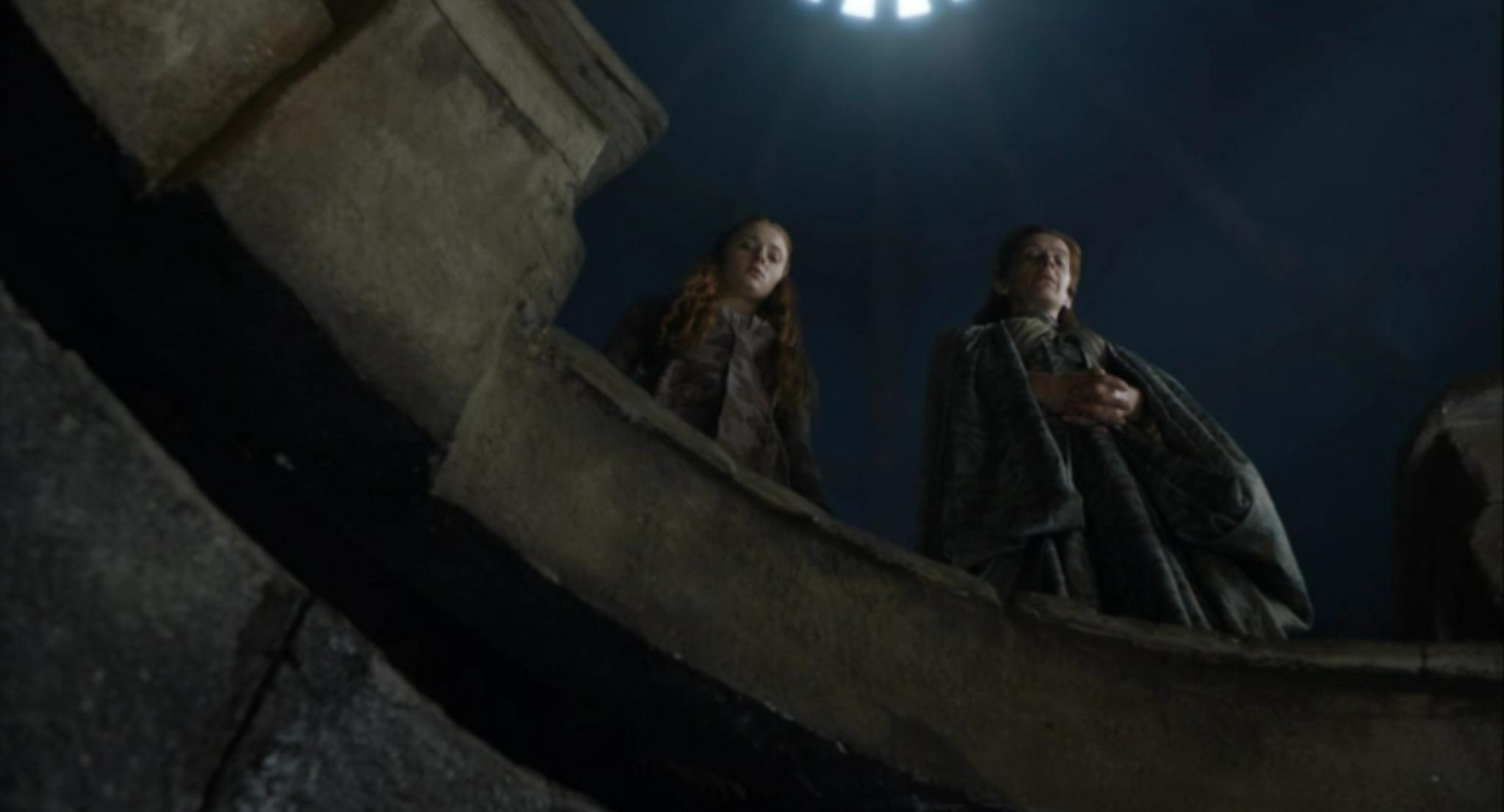 Game Of Thrones 4 07 Mockingbird It S All Narrative