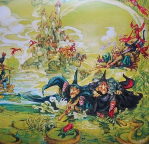 Discworld_Josh_Kirby_Witches_Abroad_detail