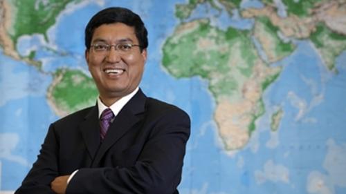 UWO President Amit Chakma.