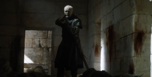 Barristan the Badass.