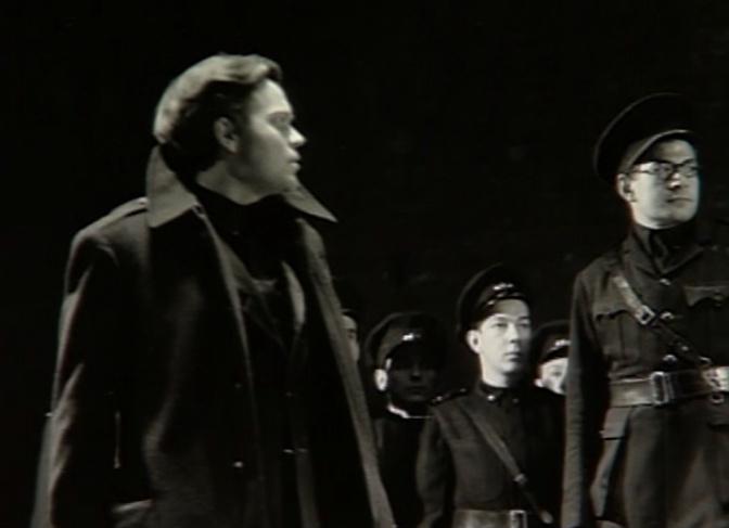 Welles as Brutus