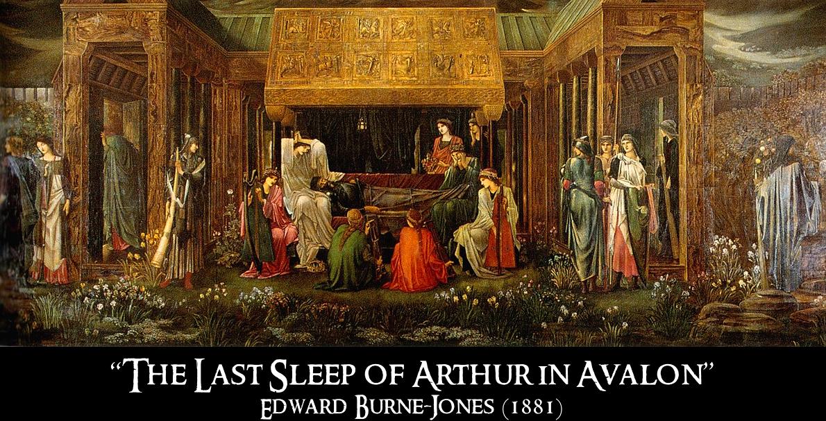 5 - Arthur - Avalon