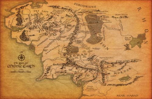 9 - middle-earth