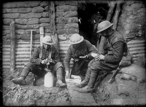 canadian ww1 soldiers