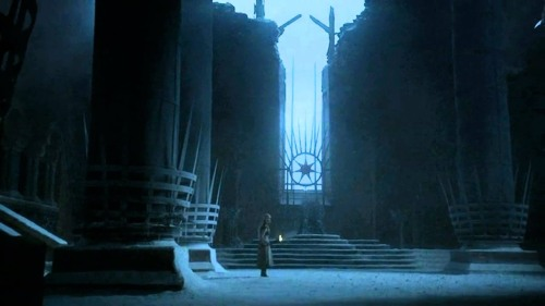 throne room vision