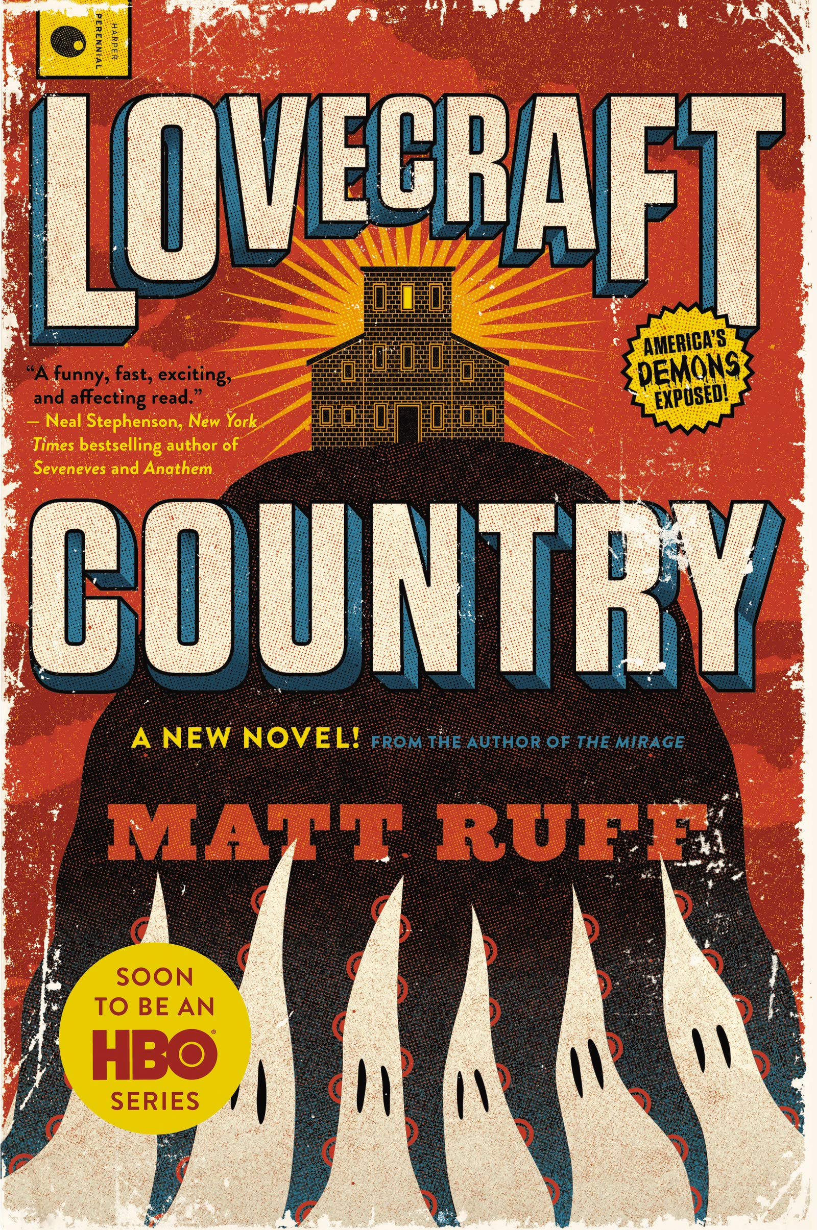 Lovecraft Country Novel